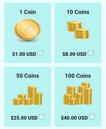 Veggly Coins erlaube es dir, an andere Mitglieder Super Likes zu senden. Dadurch drückst du dein Interesse aus.
